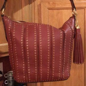 Beautifully unique Michael Kors shoulder bag